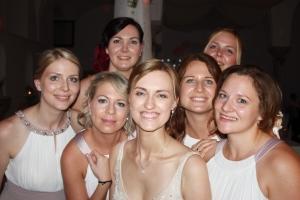 Brautjungfern Fotobox