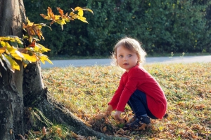 Kinderfotografie Natur