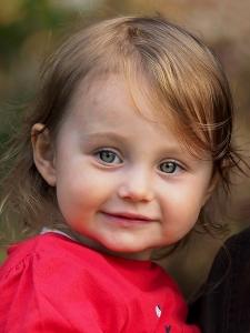 Kinderfoto Mädchen