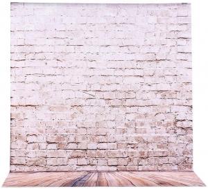 Hintergrund Ziegelwand