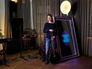 Kombipaket Musik mit Mirror Selfie Box